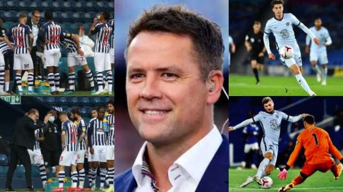 See Michael Owen prediction of West Brom vs Chelsea Premier League game