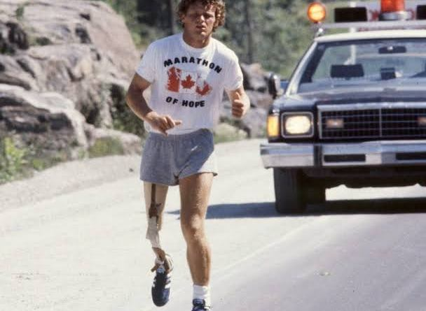 I don't knowing these feelings would still exist, cancer activist Terry Fox share emotional messages after honoring by Google
