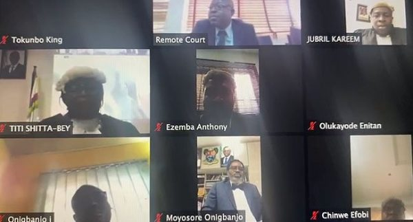 How Court Sentenced 35-year-old Nigerian Man to Death via Zoom