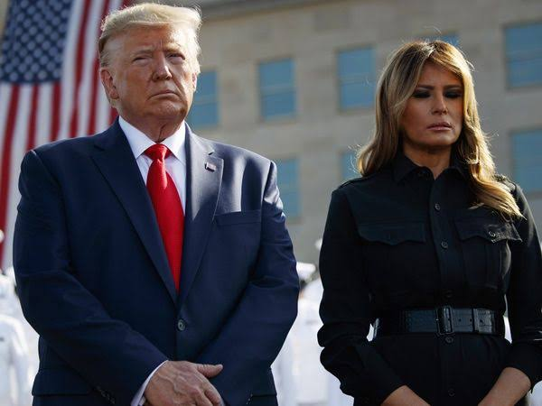 UK, US citizen react as Melania and Donald Trump tested positive for COVID-19