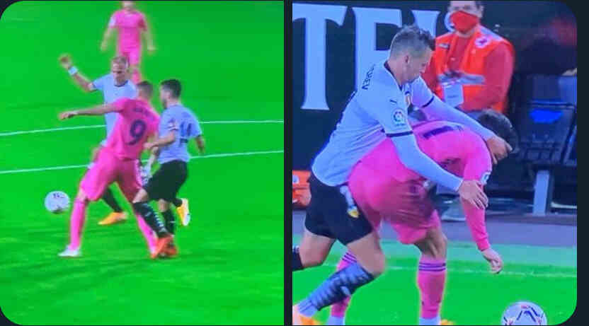 Real Madrid fans blame referee, Manzano after humiliating 4-1 defeat by Valencia