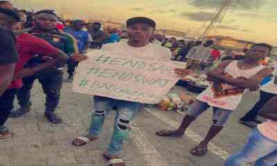 BREAKING: Nigerian Youths begin second wave of #EndSARS protest