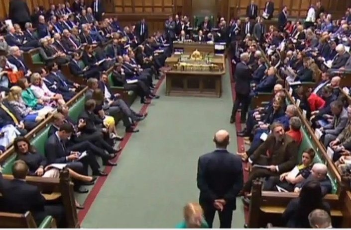 UK parliament imposes sanctions on Nigerian Government