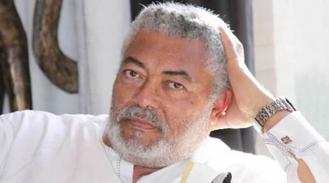Former Ghanaian President, Rawlings, dies of COVID-19 complications