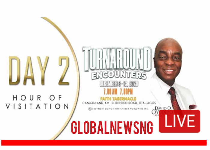 Turnaround Encounters: Watch Shiloh 2020 Live Stream Here