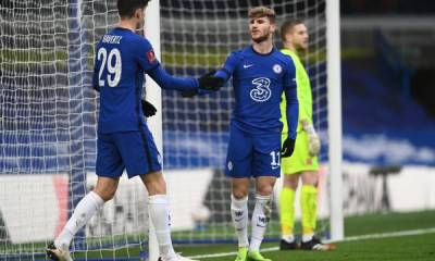 Chelsea 4-0 Morecambe: See what Kai Havertz and Timo Werner did against Morecambe in the FA Cup