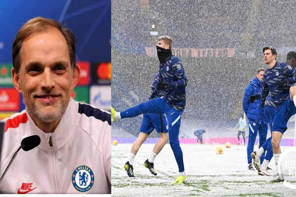 How Thomas Tuchel will lineup Chelsea against Wolves