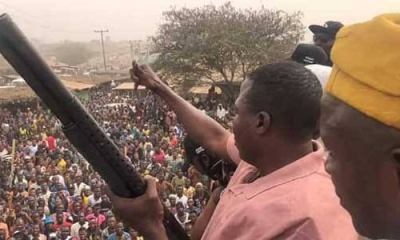 Call Sunday Igboho and his people to order so that Fulani herdsmen issues will not escalate to ethnic war - Indigenes tells Gov. Seyi Makinde