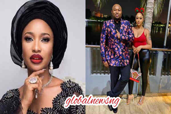 Olakunle Churchill dumps Tonto Dikeh, tie knots with Rosy Meurer
