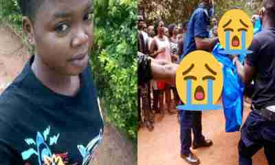 Girl allegedly used for money ritual after going on a date with an unknown man