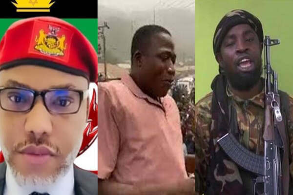 There is no difference between Nnamdi Kanu, Sunday Igboho, Abubakar Shekau - Adamu Garba reacts