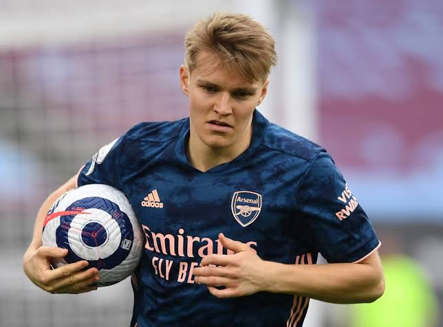Erling Haaland agrees with Mikel Arteta about Martin Odegaard incredible performance