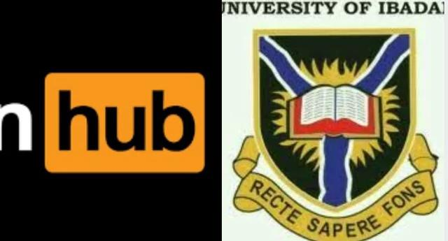 Pornhub releases the name of University of Ibadan students who visit their site the most