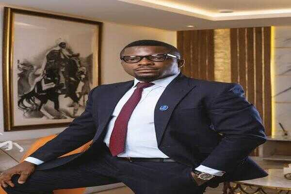 Suji At40: Nigerian youngest billionaire, Sijibomi Ogundele celebrates 40 years in grand style
