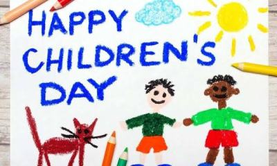 Happy Childrens Day Quotes, Wishes, Messages and SMS
