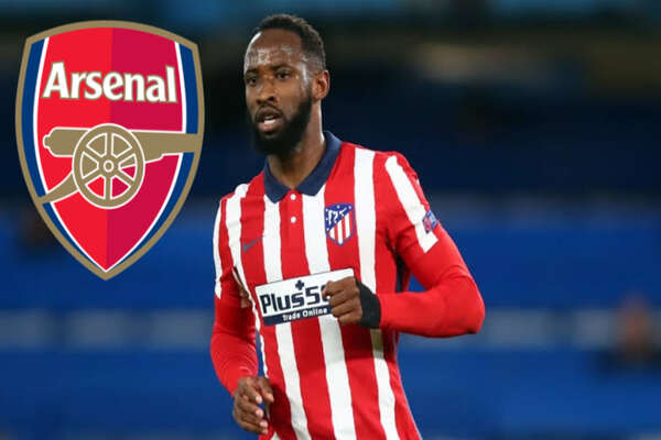 Arsenal set to complete signing of Moussa Dembele from Lyon