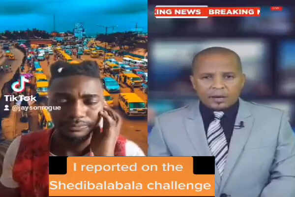 All you need to know about #shedibalabalachallenge twitter trend