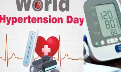 World Hypertension Day 2021 Theme - Measure Your Blood Pressure Accurately, Control It, Live Longer