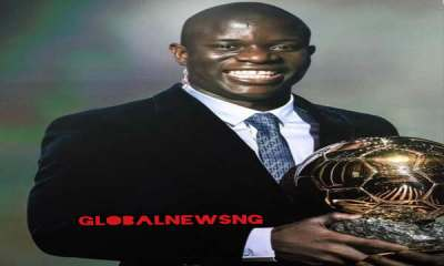 Chelsea fans back Kante for Ballon d'Or 2021 award after brilliant performance in Champions League final