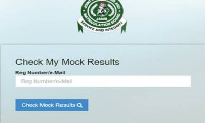 How to Check JAMB Mock Exam Results 2021