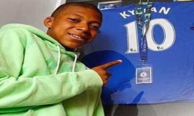 Kylian Mbappe is delighted to join Chelsea