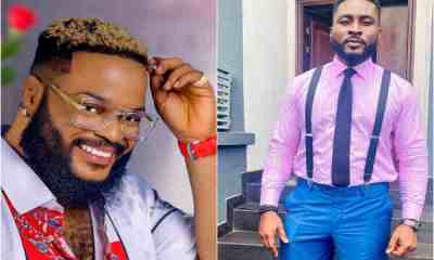 BBNaija S6: WhiteMoney warns Pere to stay away from him