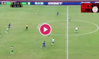 Watch Central African Republic vs Nigeria Live Stream on Online TV