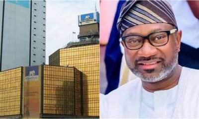Femi Otedola reportedly takes over First Bank with N30b worth of shares