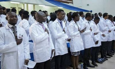 Just In: Resident Doctors Suspend 63 Days Old Strike