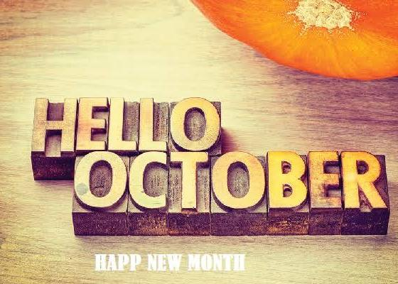 October 1st: Happy New Month Messages, Wishes, Quotes, Greetings, SMS, WhatsApp Status, and Pictures for 2021