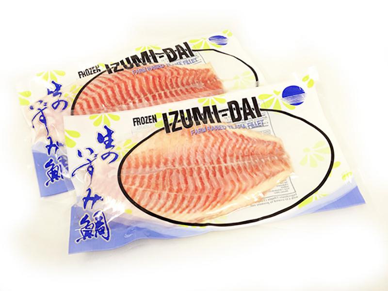 Izumidai - Tilapia Fillet Frozen Image