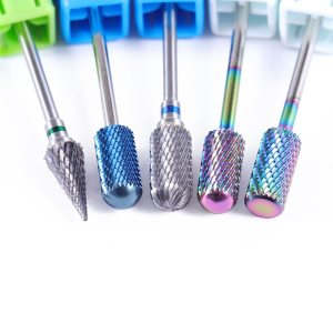 Electric Nail Files Drill Bit Milling Cutter for Manicure