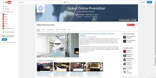 Global Online Promotion