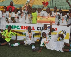 The NNPC/ Shell cup competition