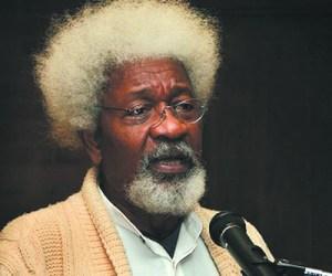 Prof Wole Soyinka