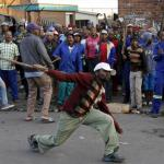 South Africa deploys army to curb anti-immigrant violence