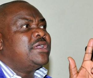 Governor elect Nyesom Wike