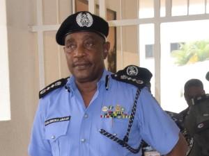 Inspector General of Police IGP Solomon Arase