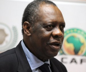 Issa Hayatou, CAF President