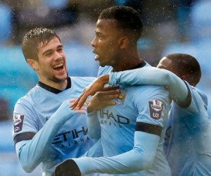 Iheanacho's goal clinched the Premier League International Cup for City