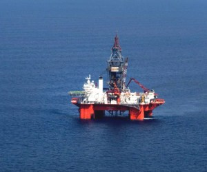 oil offshore rig