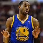 Nigeria's Iguodala wins MVP at 2015 NBA Finals