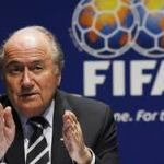 Sepp Blatter: Russia was chosen as 2018 World Cup host before vote; calls England 'bad losers'