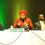 Buhari chairs AU Council meeting in SA