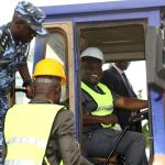 Abia State Governor, Dr. Okezie Ikpeazu's inspection of projects' pictures