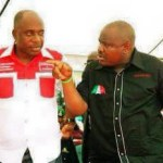 Amaechi, Wike clash at Diobu police station over 'abducted' INEC Collation Officer