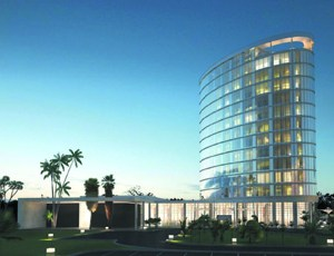 The newly-opened Four Points by Sheraton in Ikot Ekpene, Akwa Ibom state