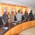Gov. Wike inaugurates committee for 2016 Olympic qualifying matches