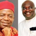 One state, 2 governors: As Otti issues maiden address to the people; I remain Abia chief executive — Ikpeazu