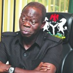 APC Bayelsa primary elections: JTF smuggles Oshiomhole to safety as Sylva emerges flagbearer
